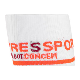 Compressport V2 - Calcetines Running - blanco